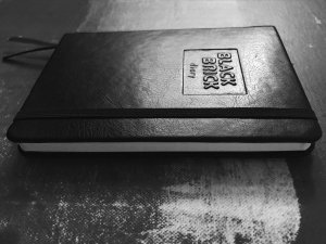 The way, how are Black Brick diaries and notebooks created