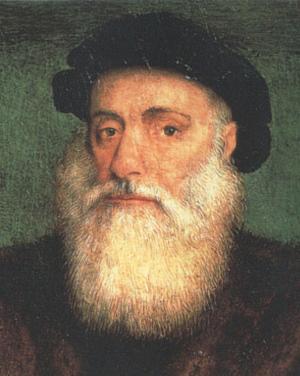 Vasco da Gama - mořeplavec a objevitel (Martezi.cz)