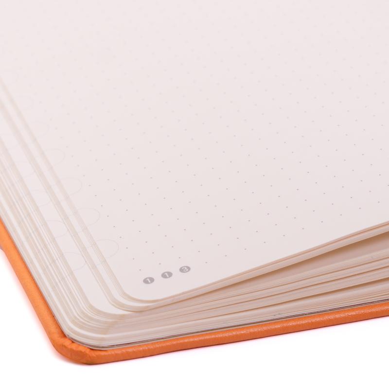 Barevné tečkované zápisníky Dingbats (Martezi.cz)
