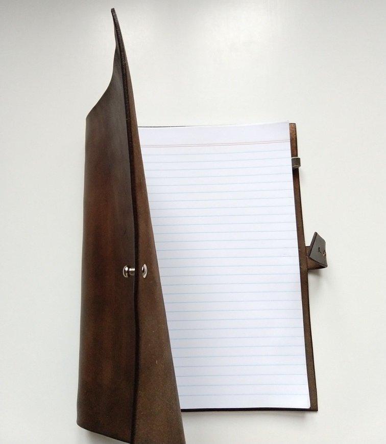 Kožený zápisník MontMat Indiana