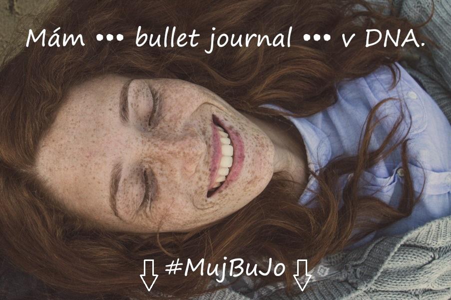 Moje BuJo - moje DNA (Martezi.cz)