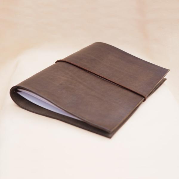 Kožený zápisník MontMat Amerigo