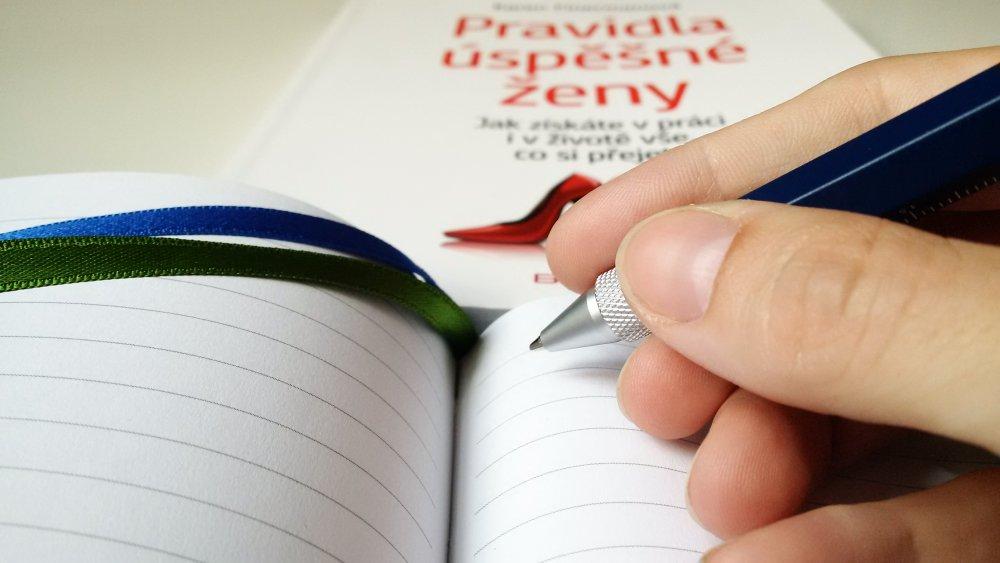 Zápisník Black Brick pro poznámky a multifunkční pero Troika