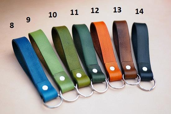 MontMat - barevná paleta kožených zápisníků