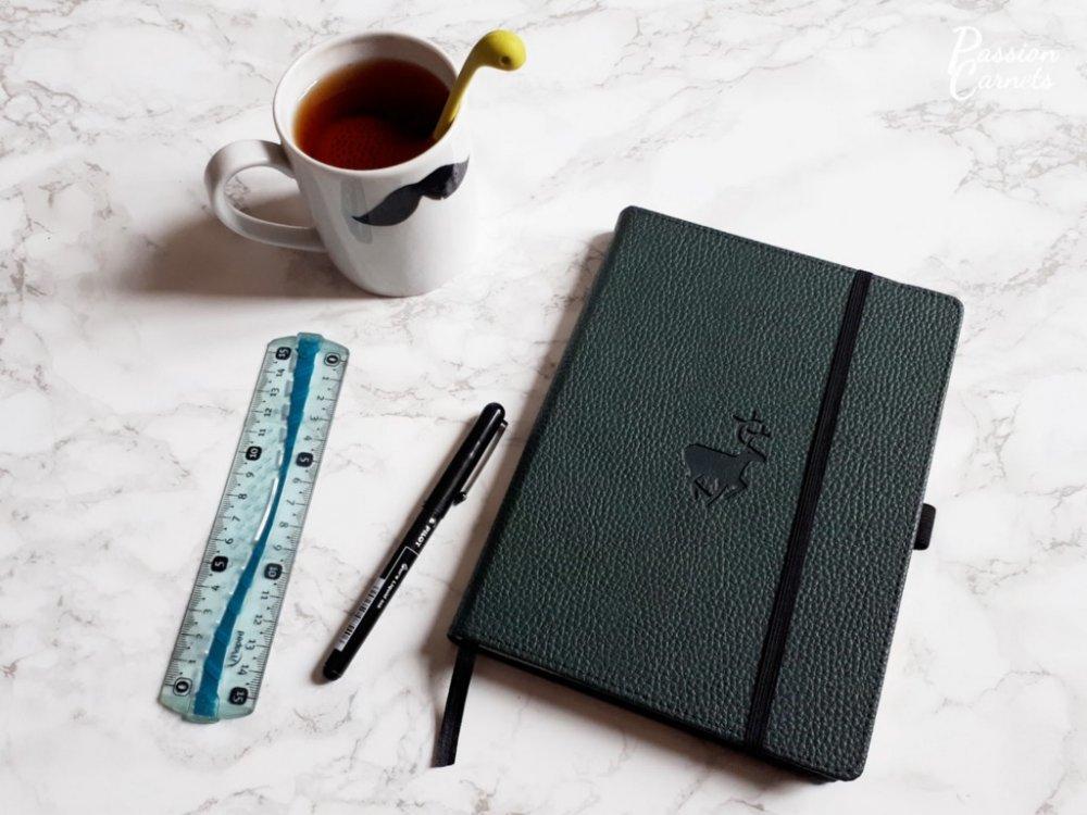 Zápisníky Dingbats* - zápisníky vyrobené s láskou přírodě (Martezi.cz)
